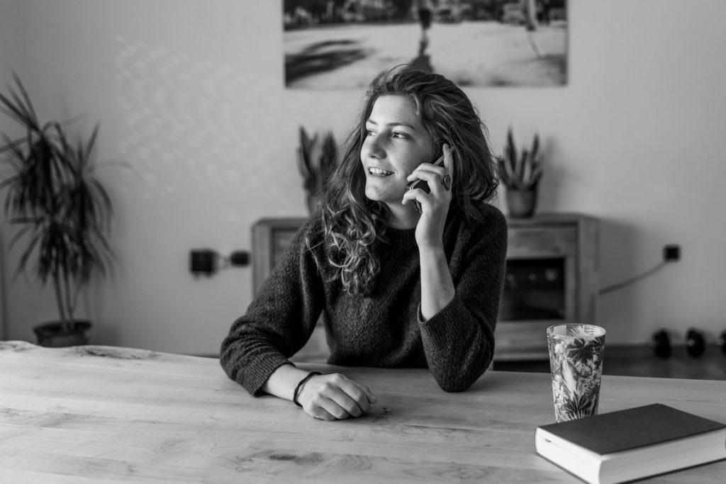 deutsch konversation telefon